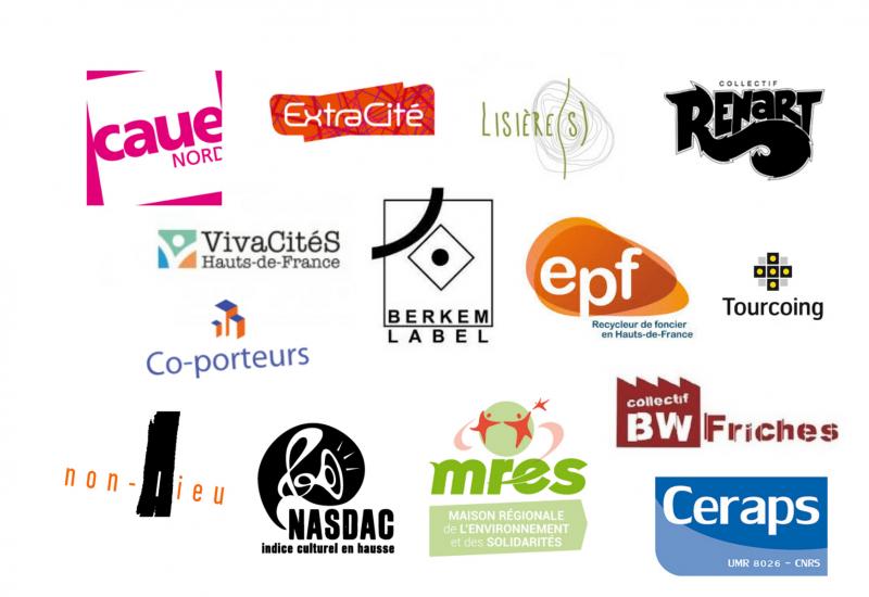 Logos partenaires en région
